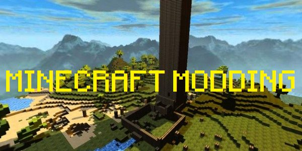 Minecraft modding