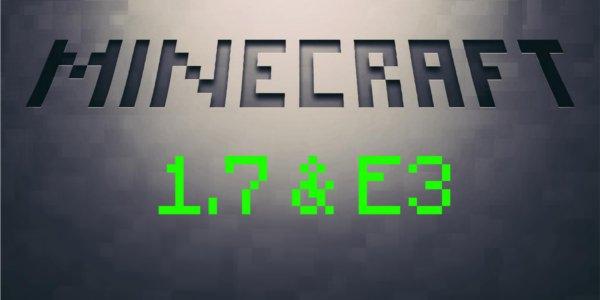 minecraft 1.7 i E3