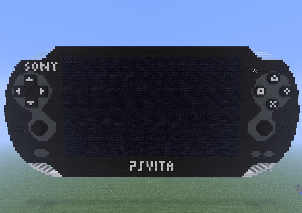 Minecraft-PS-Vita