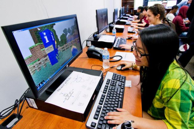 Minecraft Edukacja