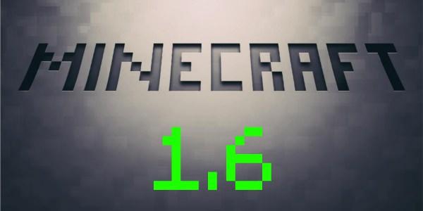 Minecraft patch 1.6