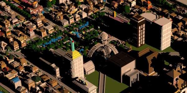 Minecraft serwer freebuild