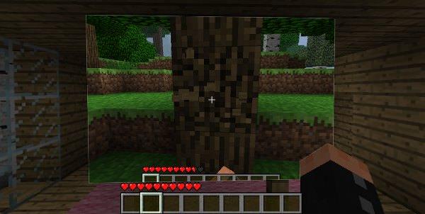 Minecraft incepcja