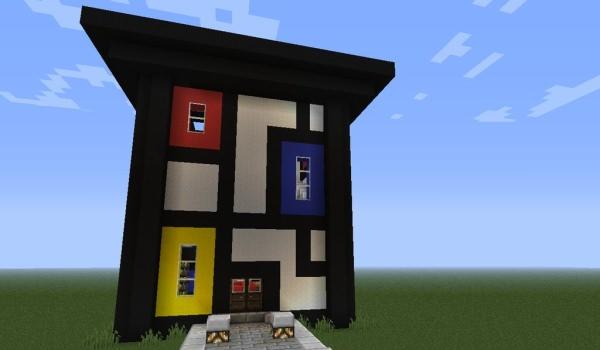 Dom Sztuki Nowoczesnej Portal Minecraft Plportal Minecraft Pl