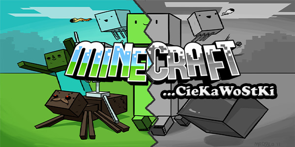 Minecraft Ciekawostki Portal Minecraft Plportal Minecraft Pl